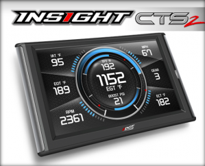 Edge CTS 2 Insight
